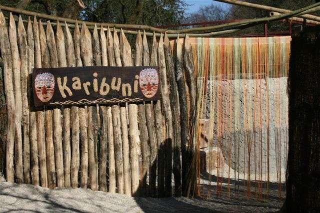 Im Vogelpark nach Afrika - Afrika in Heiligenkirchen - Karibuni - Klimafreundliche Weltreise in Heiligenkirchen.