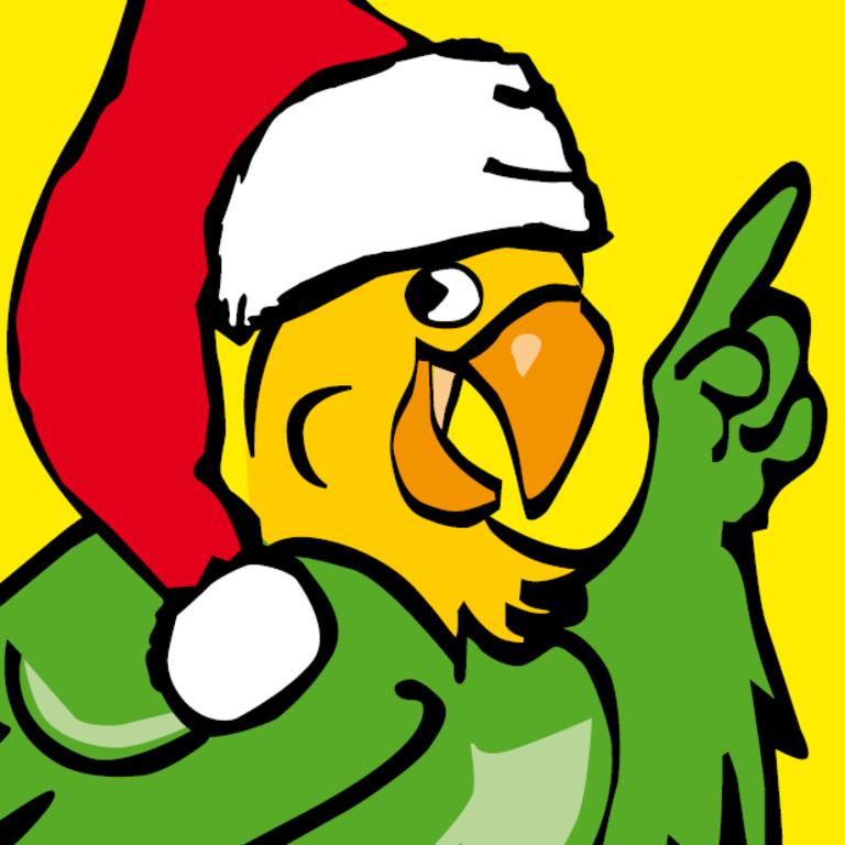 Gutscheine einfach im Onlineshop bestellen - Matze ist schon mächtig in Weihnachtsstimmung! - Tages- oder Jahreskarten als bequemen Selbstausdruck für Ihre Familie und Freunde